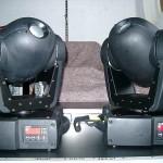 MAC250 - Movingheads