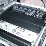 Digitales-Lichtpult + DJ-Konsole