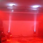 Showlight mit PAR 64 - LED